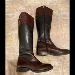 Vince Camuto Tall Leather Boots